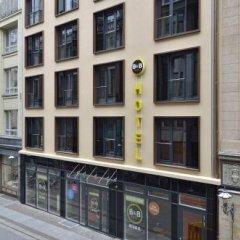 Отель B&B Hotel Leipzig-City Германия, Лейпциг - отзывы, цены и фото номеров - забронировать отель B&B Hotel Leipzig-City онлайн