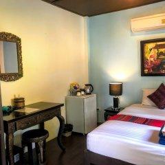 Отель Aminjirah Resort Таиланд, Остров Тау - отзывы, цены и фото номеров - забронировать отель Aminjirah Resort онлайн сейф в номере