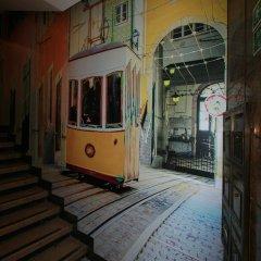 Отель Patria Hotel Португалия, Лиссабон - 1 отзыв об отеле, цены и фото номеров - забронировать отель Patria Hotel онлайн интерьер отеля фото 2