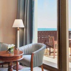Отель Hilton Al Hamra Beach & Golf Resort балкон