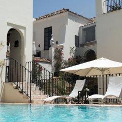 Las Casas De La Juderia Hotel бассейн фото 2