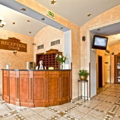Arkada Hotel Praha Прага сауна