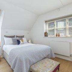 Отель Primrose Hill Artist Studio Великобритания, Лондон - отзывы, цены и фото номеров - забронировать отель Primrose Hill Artist Studio онлайн комната для гостей фото 3