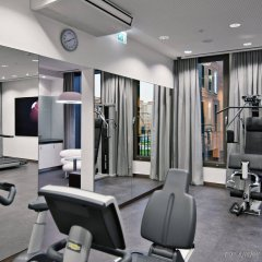 Отель Crowne Plaza Amsterdam South фитнесс-зал