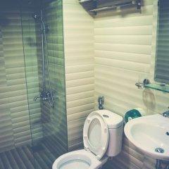 Отель Tavan View Homestay Шапа ванная