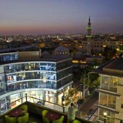Отель Ocean Hotel Иордания, Амман - отзывы, цены и фото номеров - забронировать отель Ocean Hotel онлайн балкон