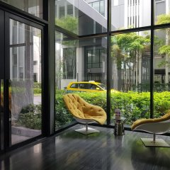 Отель Pattaya Central Sea View Pool Suite Паттайя фитнесс-зал фото 4