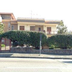 Отель B&B La Ginestra Торре-дель-Греко парковка