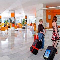 Hotel JS Miramar фитнесс-зал фото 3