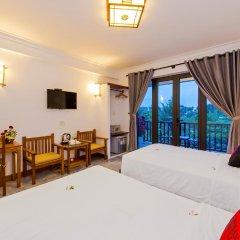 Отель Ruby Villa Хойан комната для гостей фото 2