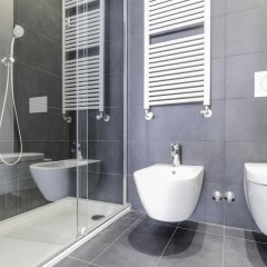 Отель Milan Retreats - Montegrappa Италия, Милан - отзывы, цены и фото номеров - забронировать отель Milan Retreats - Montegrappa онлайн ванная фото 2