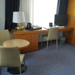Отель Albergo Delle Alpi Беллуно удобства в номере фото 2
