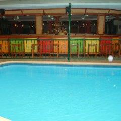Отель Hexagon International Hotel Фиджи, Вити-Леву - отзывы, цены и фото номеров - забронировать отель Hexagon International Hotel онлайн бассейн фото 2