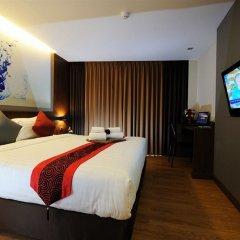 Отель 41 Suite Бангкок комната для гостей фото 5