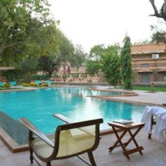 Polo Heritage Hotel in Jodhpur, India from 59$, photos, reviews - zenhotels.com pool