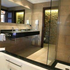 Отель San Carlos Испания, Курорт Росес - отзывы, цены и фото номеров - забронировать отель San Carlos онлайн ванная фото 2