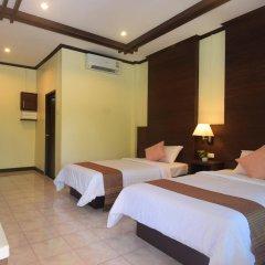 Отель Clean Beach Resort Ланта комната для гостей