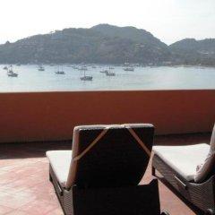 Hotel la Quinta de Don Andres балкон