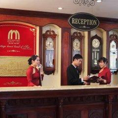 Отель Saigon Morin Вьетнам, Хюэ - отзывы, цены и фото номеров - забронировать отель Saigon Morin онлайн интерьер отеля