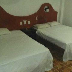 Отель Xahtal Alux Hostal Мексика, Плая-дель-Кармен - отзывы, цены и фото номеров - забронировать отель Xahtal Alux Hostal онлайн комната для гостей