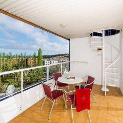 Отель Aparthotel Costa Encantada Испания, Льорет-де-Мар - 3 отзыва об отеле, цены и фото номеров - забронировать отель Aparthotel Costa Encantada онлайн балкон