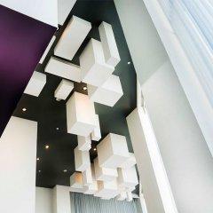 Отель City Express Plus Patio Universidad Мехико интерьер отеля