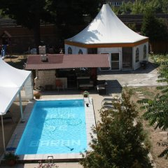 Отель Villa De Baron бассейн фото 2