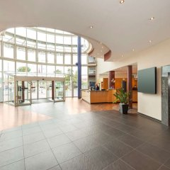 Отель NH Dresden Neustadt фитнесс-зал фото 2