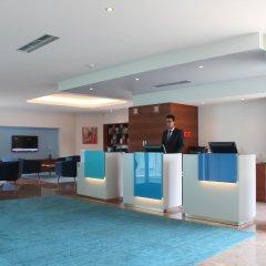 Отель OPOHotel Porto Aeroporto интерьер отеля