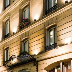 Отель PERGOLESE Париж