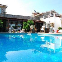 Отель Casa Relógio De Sol Ламего бассейн фото 2