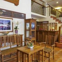 Отель Siamese Views Lodge Бангкок гостиничный бар
