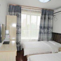 Отель Xi'an Jinfulai Hotel Китай, Сиань - отзывы, цены и фото номеров - забронировать отель Xi'an Jinfulai Hotel онлайн комната для гостей фото 2