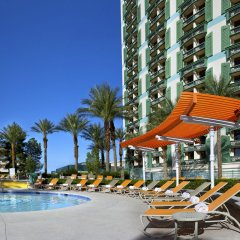 The Orleans Hotel & Casino бассейн фото 3