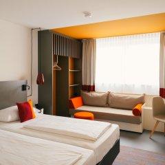Отель Vienna House Easy Braunschweig комната для гостей