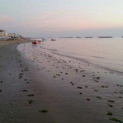 Hotel Alba DOro пляж