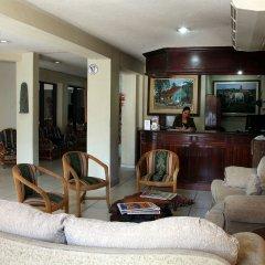 Отель Honduras Plaza Сан-Педро-Сула интерьер отеля