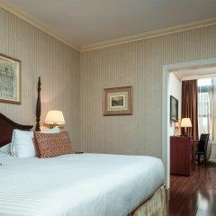 Avalon Hotel 4* Представительский люкс с различными типами кроватей