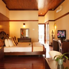 Отель Vinh Hung Riverside Resort & Spa комната для гостей