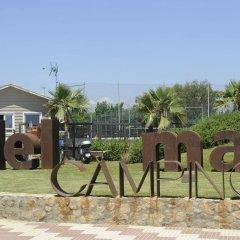 Отель Camping Del Mar Испания, Мальграт-де-Мар - отзывы, цены и фото номеров - забронировать отель Camping Del Mar онлайн детские мероприятия фото 2