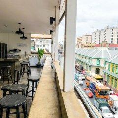 Отель Cacha bed Таиланд, Бангкок - отзывы, цены и фото номеров - забронировать отель Cacha bed онлайн балкон
