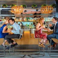 Отель Yotel New York at Times Square США, Нью-Йорк - отзывы, цены и фото номеров - забронировать отель Yotel New York at Times Square онлайн гостиничный бар