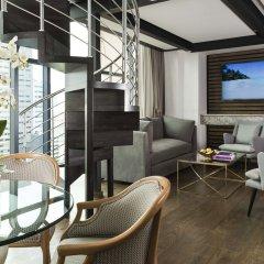 Отель Marquis Sky Suites Мехико гостиничный бар