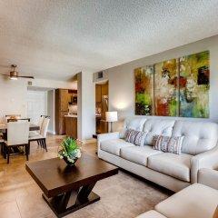 Отель Custom Condominiums At Jockey Club США, Лас-Вегас - отзывы, цены и фото номеров - забронировать отель Custom Condominiums At Jockey Club онлайн комната для гостей фото 3