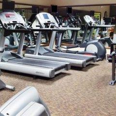 Отель Crowne Plaza Cleveland South-Independence фитнесс-зал фото 4