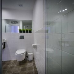 Hanasi 129 - Boutique Apartments Израиль, Хайфа - отзывы, цены и фото номеров - забронировать отель Hanasi 129 - Boutique Apartments онлайн ванная фото 2