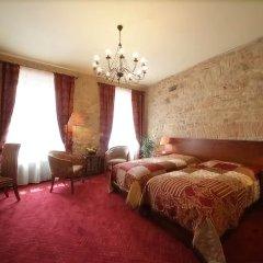 Hotel Rous Пльзень комната для гостей