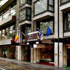 Отель Brussels Бельгия, Брюссель - 6 отзывов об отеле, цены и фото номеров - забронировать отель Brussels онлайн гостиничный бар