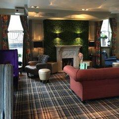 Hotel Indigo Edinburgh - Princes Street интерьер отеля фото 3