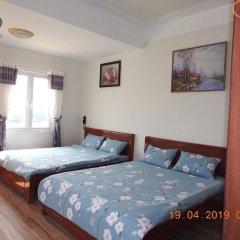 Отель Century Da Lat Далат сейф в номере